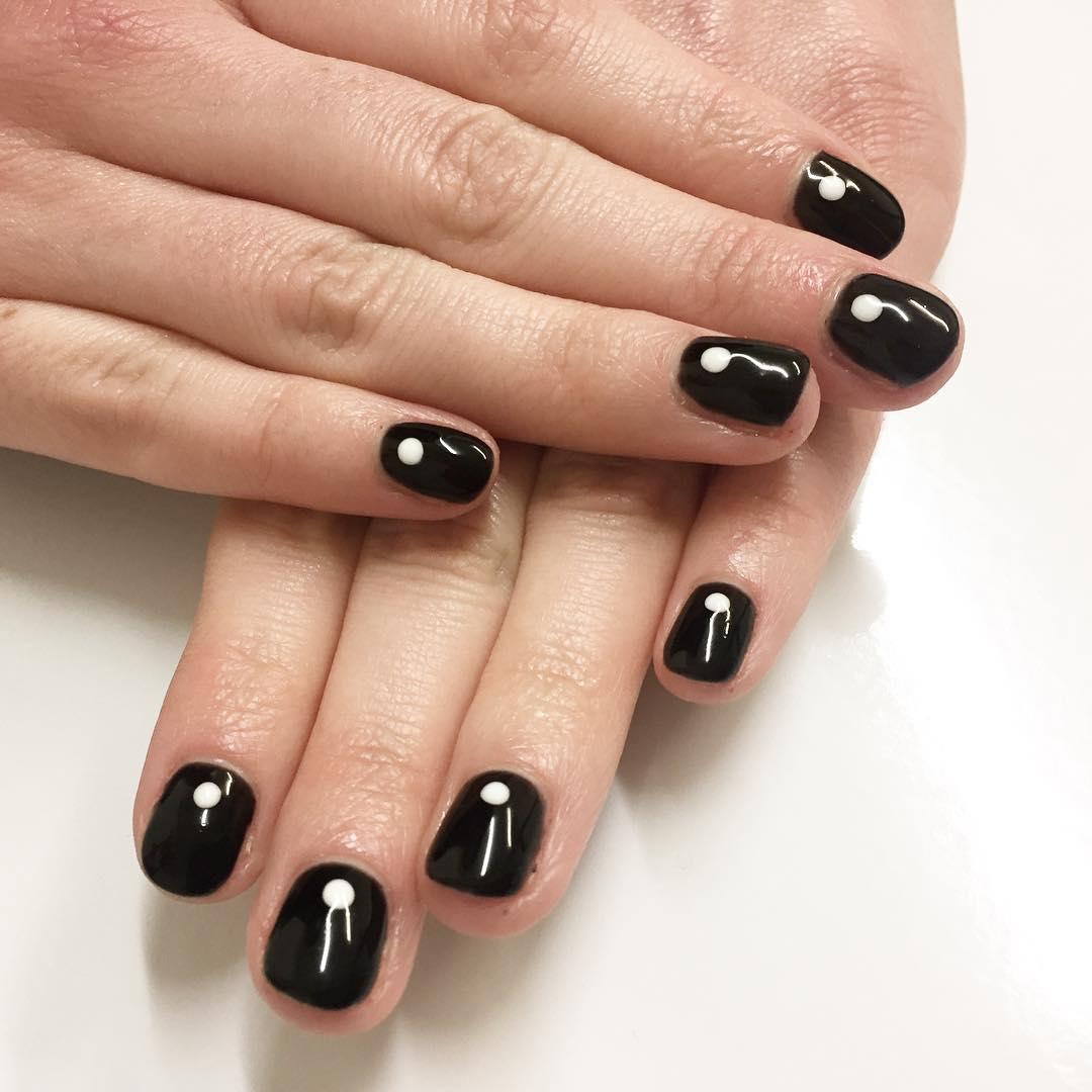 shellac nails glasgow