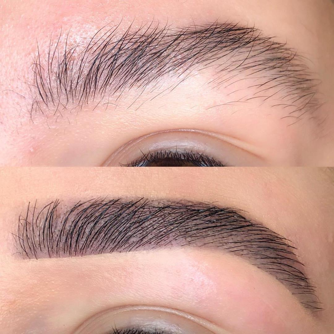 Hd Brows Glasgow Offical Stylist 7 Step Process